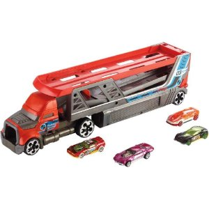 GJY50 HOT WHEELS CAMINHAO LANCADOR