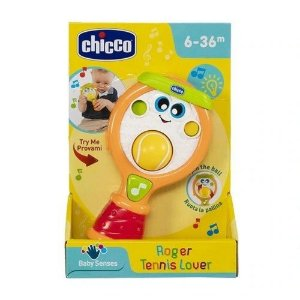 ROGER, O TENISTA - CHICCO