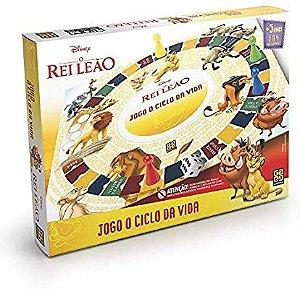 JOGO REI LEAO - O CICLO DA VIDA - GROW