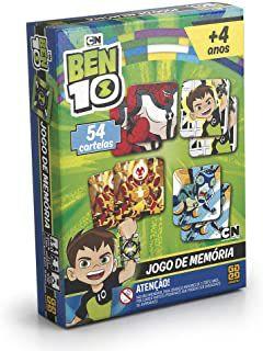 MEMORIA BEN 10 - GROW