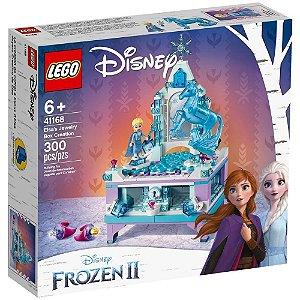 A Criacao do Porta-Joias da Elsa - LEGO