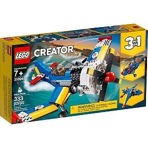Aviao de corrida - LEGO