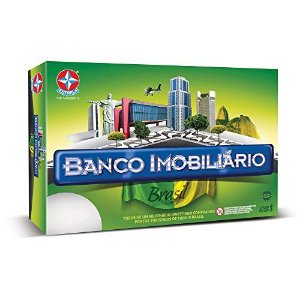 BANCO IMOBILIARIO BRASIL - ESTRELA