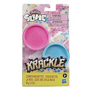 PLAY-DOH KRACKLE SLIME IND./E8788