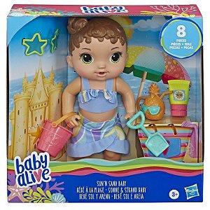 BABY ALIVE SOL E AREIA/E8718