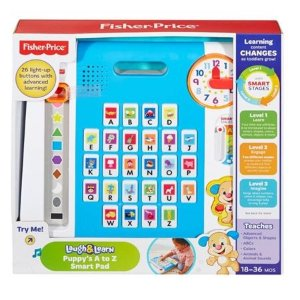PAINEL APRENDENDO O ABC DRJ16 - FISHER-PRICE