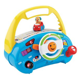 PILOTANDO COM O CACHORRO DLH38 - FISHER-PRICE