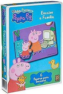 ENCAIXE A FAMILIA - PEPPA PIG - GROW