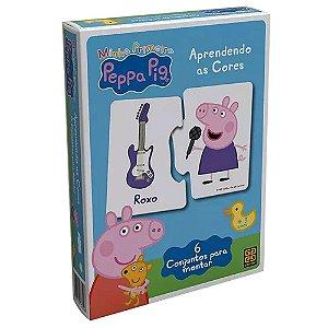 APRENDENDO AS CORES - PEPPA PIG - GROW