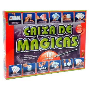 CAIXA DE MAGICAS - GROW