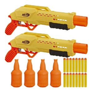 NERF AS TIGER DB-2 TARGET SET - HASBRO