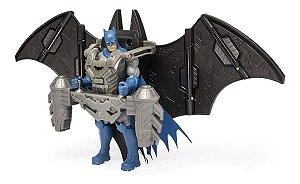 "BATMAN FIGURA DE LUXO 4"" COM A - SUNNY"