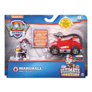 ULTIMATE RESCUE MINI VEHICLES - SUNNY