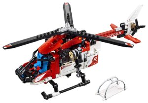 Helicoptero do Salvamento Lego 42092