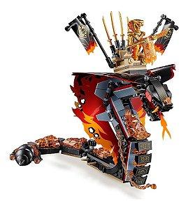 Dente de Fogo Lego 70674