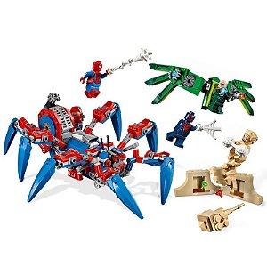 A ARANHA TREPADORA DE SPIDER-MAN - 76114 - LEGO