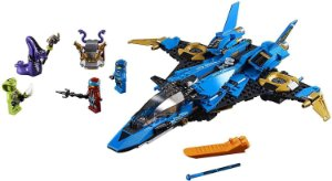 O STORM FIGHTER DE JAY - 70668 - LEGO