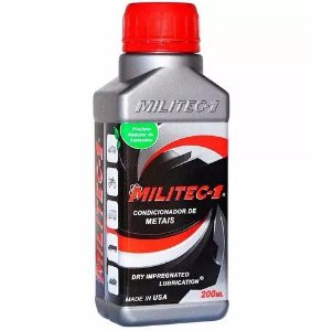 Militec-1 Condicionador De Metais 200ml -100%original