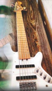 SUPER JAZZ BASS GARCIA'S - 6 CORDAS