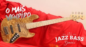 Jazz Bass 5C - O mais Vendido!!!
