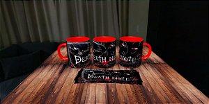 Caneca Porcelana Personalizada  Death Note