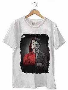 Camisa Personalizada - La Casa de Papel (MOD 1)