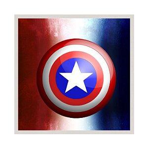 Coleção super heróis - Capitão América