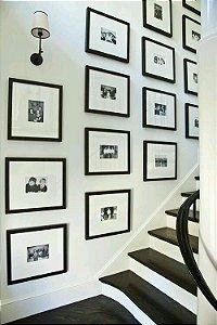Porta retratos para fotos 13 x 18 cm (6 peças)