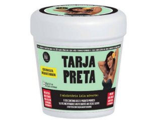Lola Cosmetics Tarja Preta Queratina Vegetal - Máscara Restauradora 230g