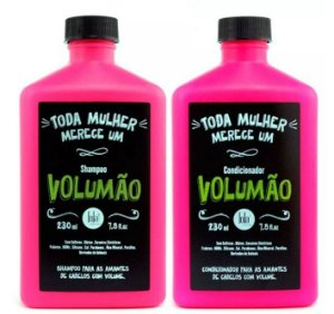 Lola Cosmetics Duo Kit Volumão Shampoo E Condicionador 2 Produtos )