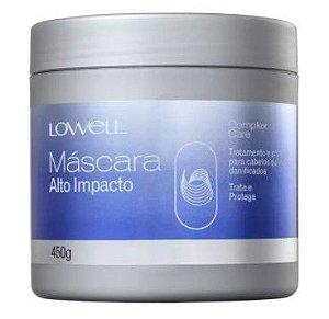Alto Impacto Lowell Máscara Tratamento Capilar