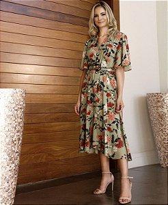 Vestido Midi Aloe