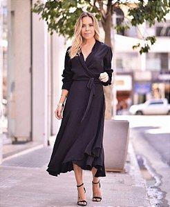 Vestido Midi Marrocos
