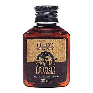 Óleo de barba 30ml Barba  de Respeito
