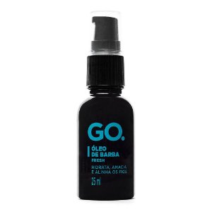 Óleo de Barba GO. Fresh 25ml