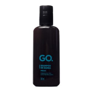 Shampoo para Barba GO. Fresh 140ml