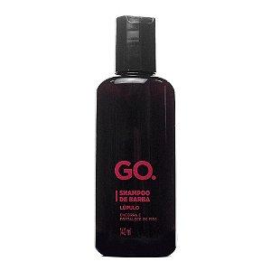 Shampoo para Barba GO. Lúpulo 140ml