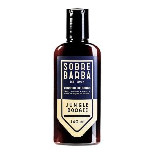 Shampoo para Barba Sobrebarba Jungle Boogie 140ml