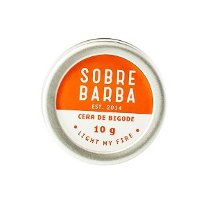 Cera para bigode Sobrebarba Light My Fire 10g