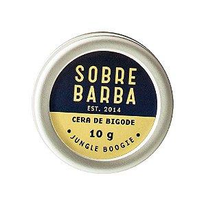 Cera para bigode Sobrebarba Jungle Boogie 10g
