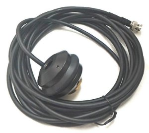 Cabo de antena com conector - Radio UHF