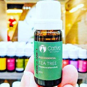 Óleo Tea Tree