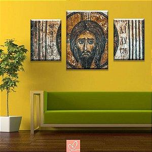 Trios de Tela Compacto Manto Sagrado