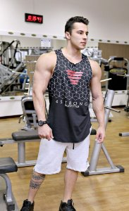 ab41bf45c26a5 Moda Masculina Fitness - 4Strong Body Style®