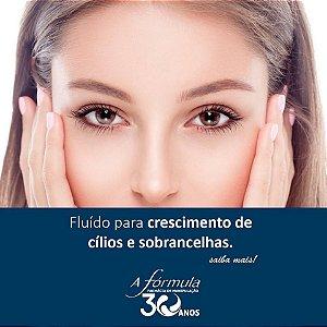 FLUIDO PARA CRESCIMENTO DE CÍLIOS E SOBRANCELHAS 15ML
