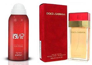 Perfume Aerossol i9Vip 12 - Ref. Dolce & Gabbana