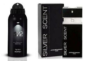 Perfume Aerossol i9Vip 33 - Ref. Silver Scent