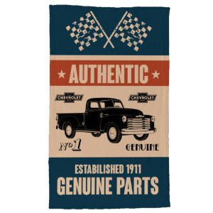 Pano de Prato GM Genuine Parts