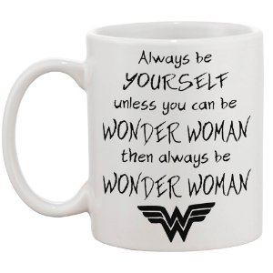 Caneca Always be Wonder Woman