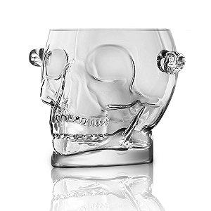 Balde para gelo Skull